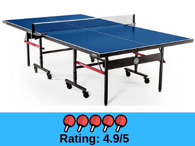 Stiga Advantage TT Table Review