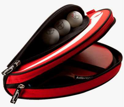 Killerspin Berracuda Paddle case Review