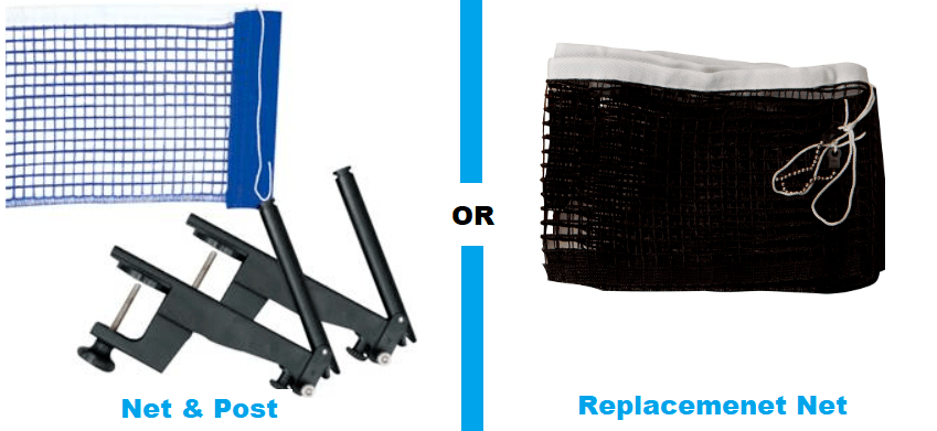 Net Post or Only Replacement Net