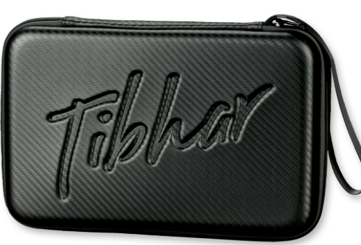 TIBHAR Table Tennis Racket Hard Case Review
