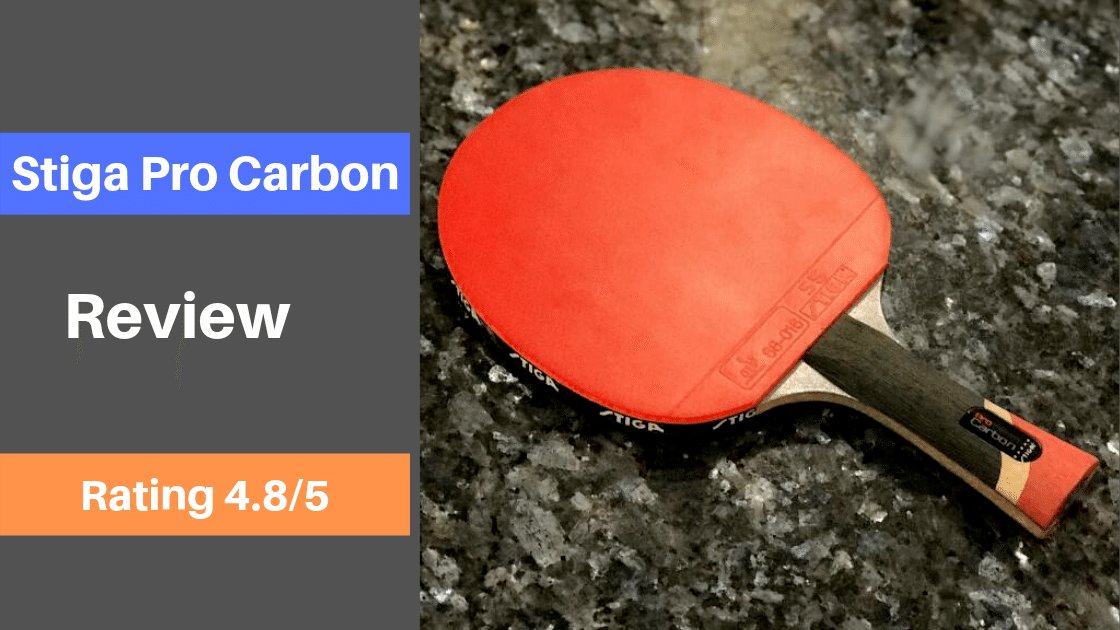 Stiga Pro Carbon Racket Review
