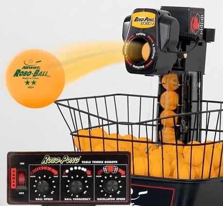 newgy robo pong 1040+