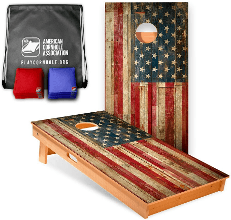 American Cornhole Association Official Cornhole Board and Bags Set Review