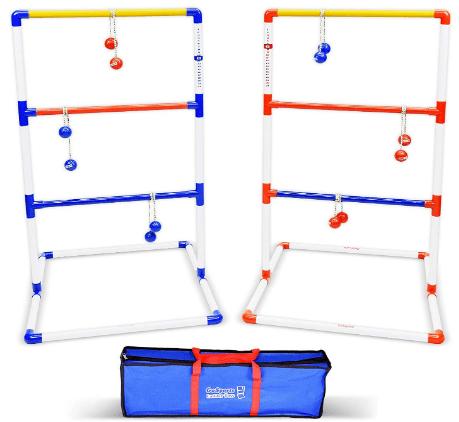 GoSports Premium Ladder Toss Set Review