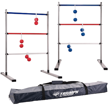 Triumph All Pro Series Press Fit Outdoor Ladderball Set Review
