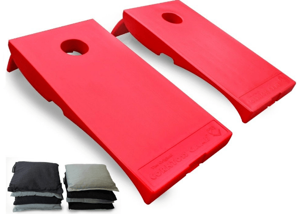 Driveway Games All Weather Cornhole Set Review