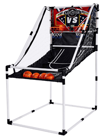 Lancaster 2 Player Junior Arcade Basketball Review