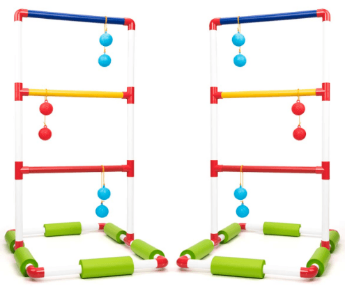 ROPODA Floating Ladder Ball toss Game Set Review