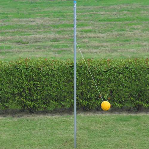 BSN Outdoor Tetherball Pole Review