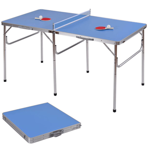 Go Plus Portable Ping Pong Table
