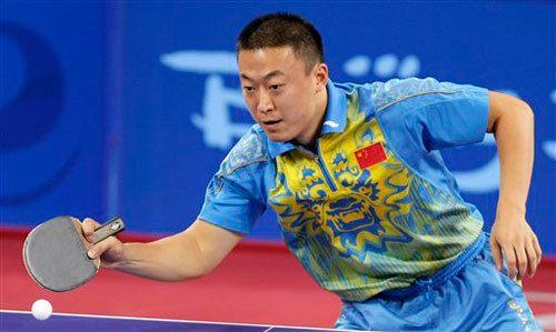 Ma Lin Penhold Grip