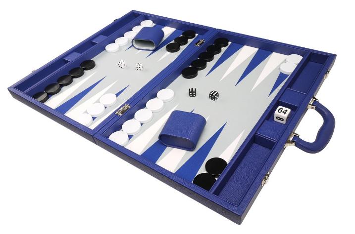Silverman & Co. 19-inch Premium Backgammon Set Review