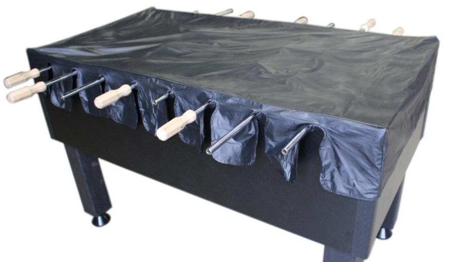 Black Universal Foosball Table Cover