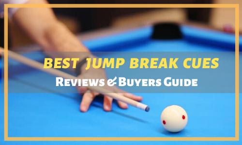 Best Jump Break Cues Reviewed