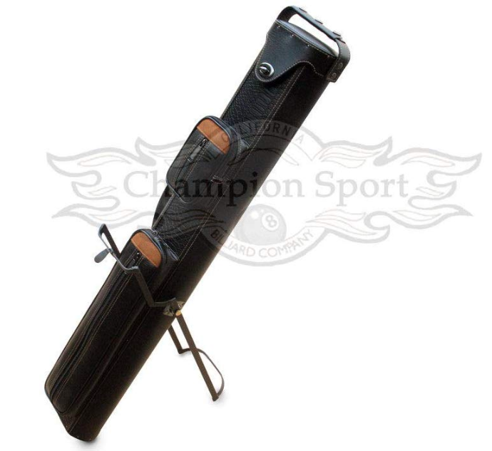 Gator Champion Sport 2x4 Pool Cue Case Holder- with Stand