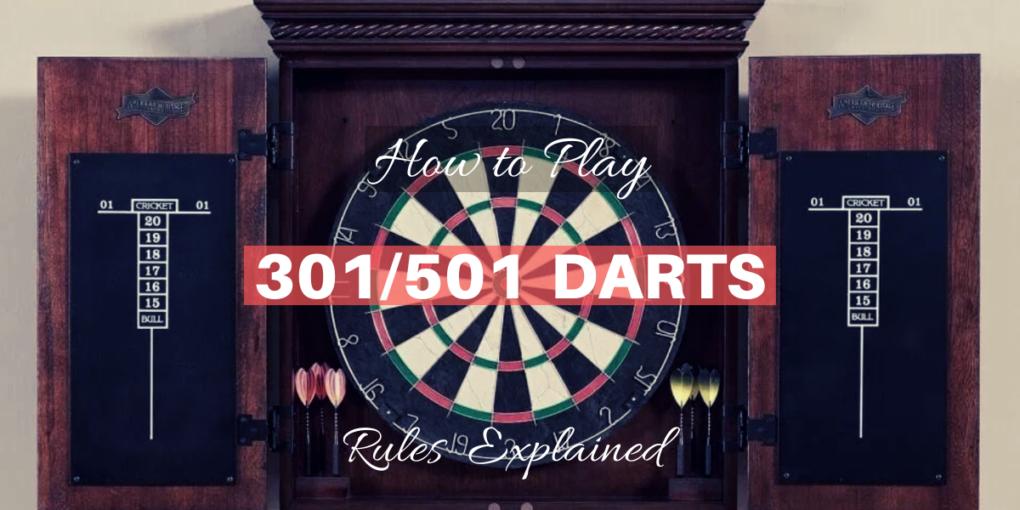 301/501 dart Rules