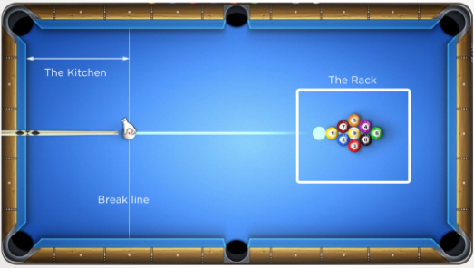 Breaking Guidelines in 9-ball