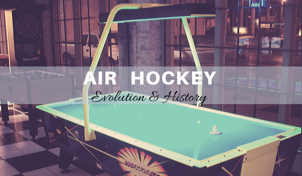 Air Hockey History