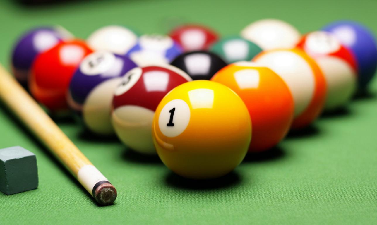 Cutthroat Pool Ball Rack