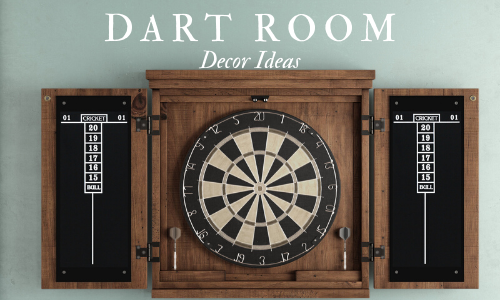 Dart Room Decor Ideas