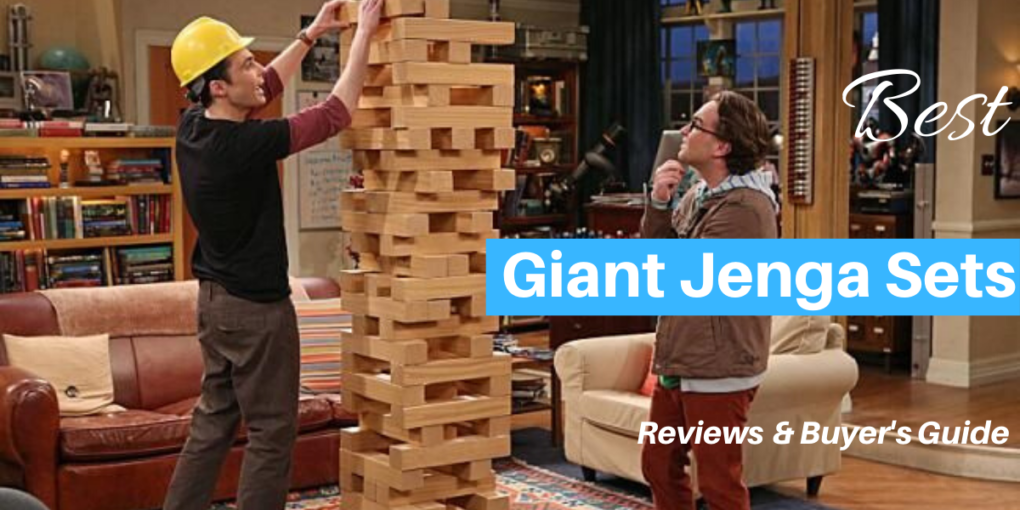 Best Giant Jenga sets Reviewed