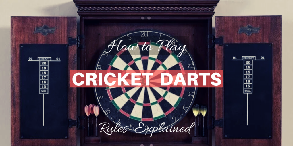 cricket dart game rules